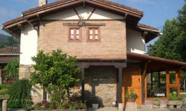 Casa Rural Ibarra en Amorebieta-Echano (Vizcaya)