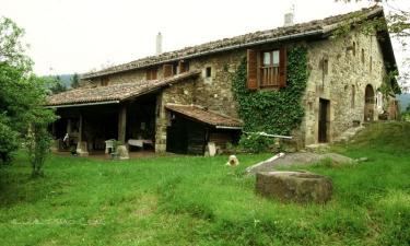 Casa Rural Imitte Etxebarria en Atxondo (Vizcaya)