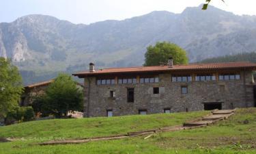 Casa Rural Olazabal Azpikoa en Atxondo (Vizcaya)