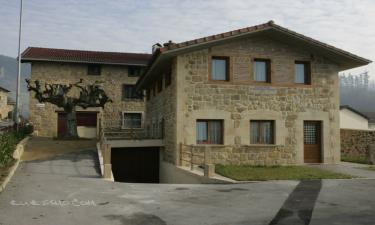 Casa Rural Karteruena en Berriz (Vizcaya)