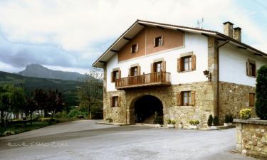 Casa Rural Galartza Barrena en Elorrio a 9Km. de Mallabia