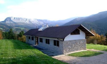 Casa Rural Albitzuko Borda en Orozko (Vizcaya)