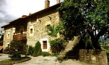 Casa Rural Garai en Orozko (Vizcaya)
