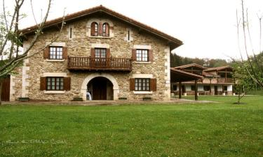 Casa Rural Kerizara en Otxandio (Vizcaya)