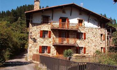 Casa Rural Angoitia en zeanuri (Vizcaya)
