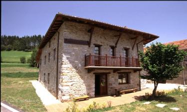 Casa Rural Goikoetxe en zeanuri a 10Km. de Ubidea