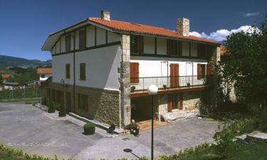 Casa Rural Agarre en Gamiz-Fika a 9Km. de Meñaka