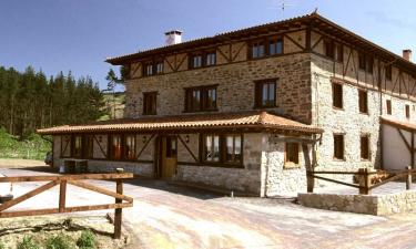Casa Rural Aristieta en Ajangiz a 14Km. de Morga