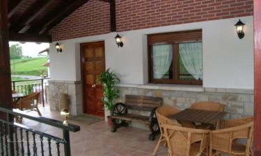 Casa Rural Arriortua en Derio (Vizcaya)