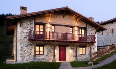 Casa Rural Etxegorri en Orozko a 8Km. de Berganza