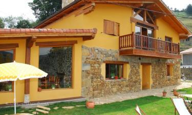 Casa Rural Gailurretan en Carranza (Vizcaya)