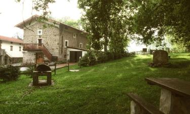 Casa Rural La Toba en Arcentales (Vizcaya)