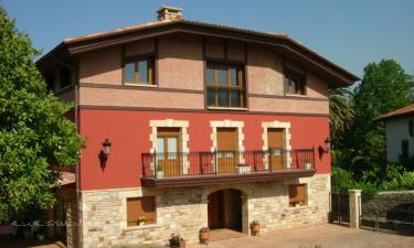 Casa Rural Labeondo en Muskiz (Vizcaya)