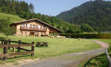 Casa Rural Lezamako Etxe en Sopuerta (Vizcaya)