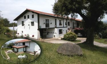 Casa Rural Monte Baserria en Markina-Xemein (Vizcaya)