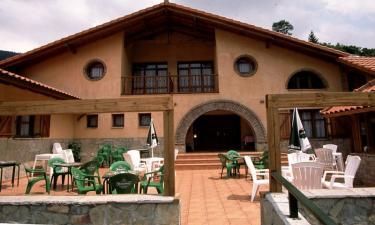 Casa Rural Ordaola en Alonsotegi (Vizcaya)