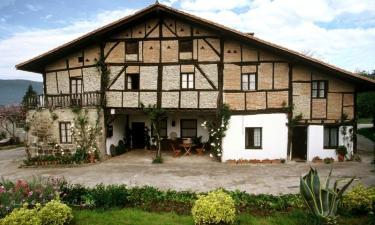 Casa Rural Ozollo en Gautegiz-Arteaga a 12Km. de Ea