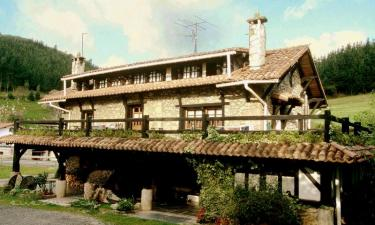Casa Rural Txopebenta en Gautegiz-Arteaga (Vizcaya)