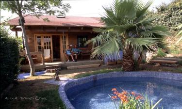 Casa Rural Ugalde Barri en Gautegiz-Arteaga (Vizcaya)