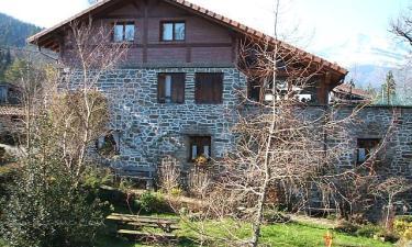 Casa Rural Amalau en Zeanuri a 10Km. de Ubidea
