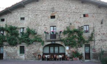 Berriolope Agroturismo en Elorrio (Vizcaya)