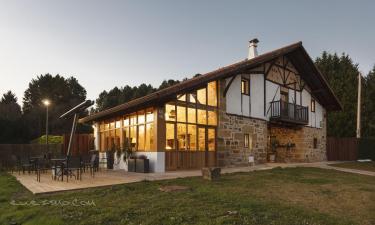 Casa Rural San Miguel de Txorierri en Derio a 11Km. de Erandio