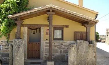 Casa Rural Casa Rural Carva Chiquita en Villadepera a 16Km. de Luelmo