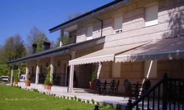 Casa Rural Hotel Rural Porto en Porto a 19Km. de Lubián
