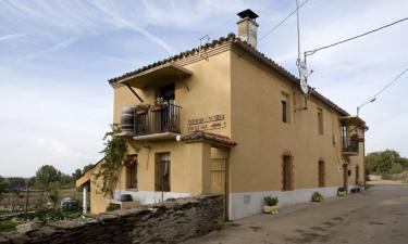 Casa Rural-Hotel Rural la Cantina en Ceadea a 48Km. de Rionegro del Puente