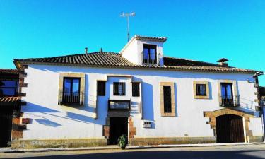 Hotel rural Palacio de Monfarracinos