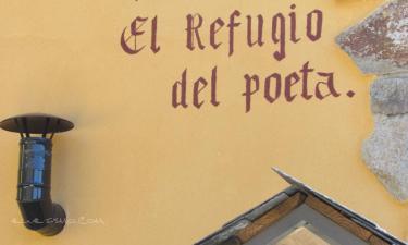 Casa Rural El Refugio del Poeta en Robleda-Cervantes a 19Km. de Rioconejos