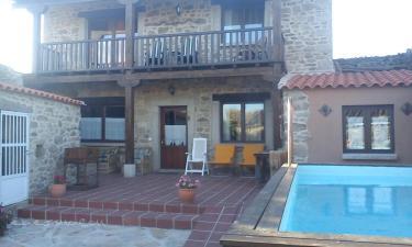 Casa Abuela Herminia en Tudera (Zamora)