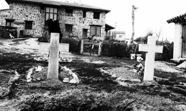 Casa Terror Zamora en Luelmo a 11Km. de Tudera