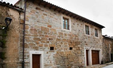 La Casa del Vino en Fermoselle (Zamora)
