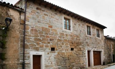 La Casa del Vino en Fermoselle a 32Km. de Monleras