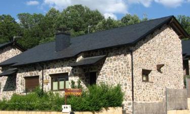 Casa Sanabria en Trefacio a 40Km. de Lubián