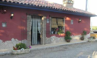 Casa Rural Bajo los Huertos en Terrer a 27Km. de Alhama de Aragón