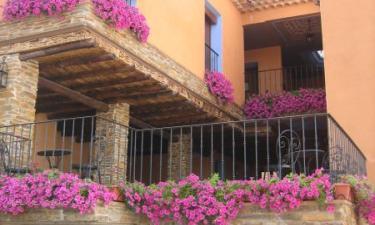 Casa Rural Casa Rural los Pedregales en Carenas a 14Km. de Alhama de Aragón