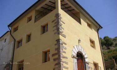 Casa rural El Romeral en Murero a 30Km. de Tornos