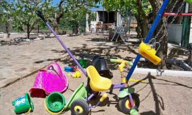 Casa rural el Jardín en La Vilueña a 25Km. de Alhama de Aragón