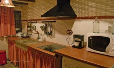 Casa Tolosa en Las Cuerlas a 17Km. de Tornos