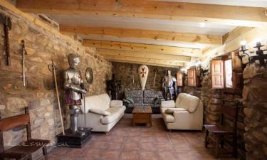 Casa rural con encanto Castillo de Añón en Añón de Moncayo a 43Km. de Mesones de Isuela