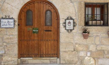 Casa Rural Abuela Pilar en Fuendetodos a 56Km. de Alfajarín