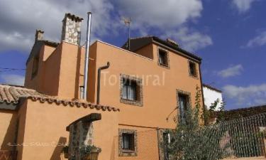 Casa Rural el Campés en Fombuena (Zaragoza)