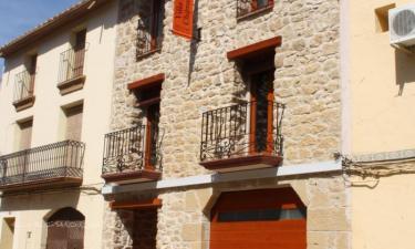 Casa Rural Villa de Chiprana en Chiprana a 35Km. de Bujaraloz