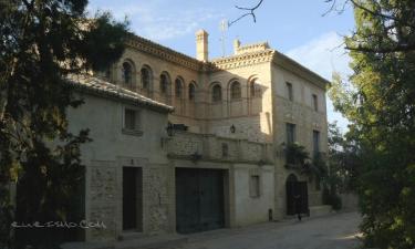 Casa Rural Torre de Campos en Ainzón a 25Km. de Vera de Moncayo