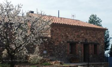 Casa Turismo Rural Berrueco en Berrueco a 50Km. de Cerveruela