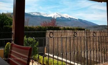 Villa Encanto en Añón de Moncayo a 9Km. de Talamantes