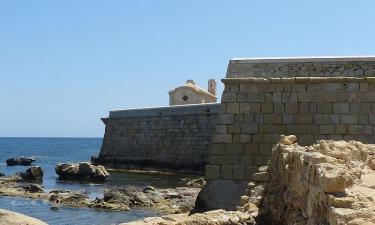 Castillo Isla de Tabarca