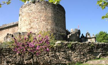 Castillo de los Duques de Alburquerque